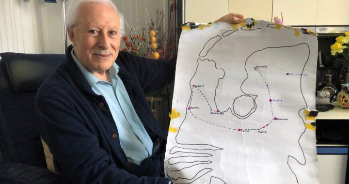 Jack Eljon (83): hoe een Joods jochie drie keer aan de Duitsers ...
