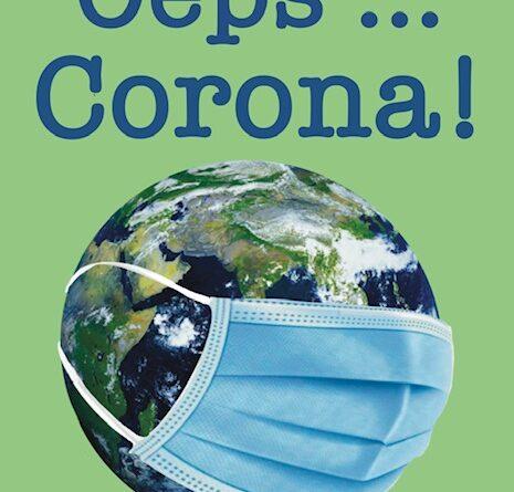Bewoonster de Elisabeth Otter Knoll Stichting schrijft gedichtenbundel OEPS … CORONA !