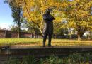 'Martin Luther King hoort toch gewoon in zijn park te staan?'