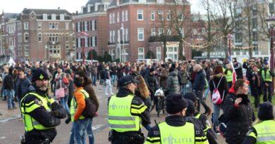 Noodbevel afgekondigd na verbod demonstratie op het Museumplein