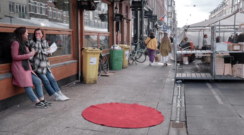 Vanaf vandaag kan elke Amsterdammer een plek bemachtigen op de welbekende rode TEDx stip