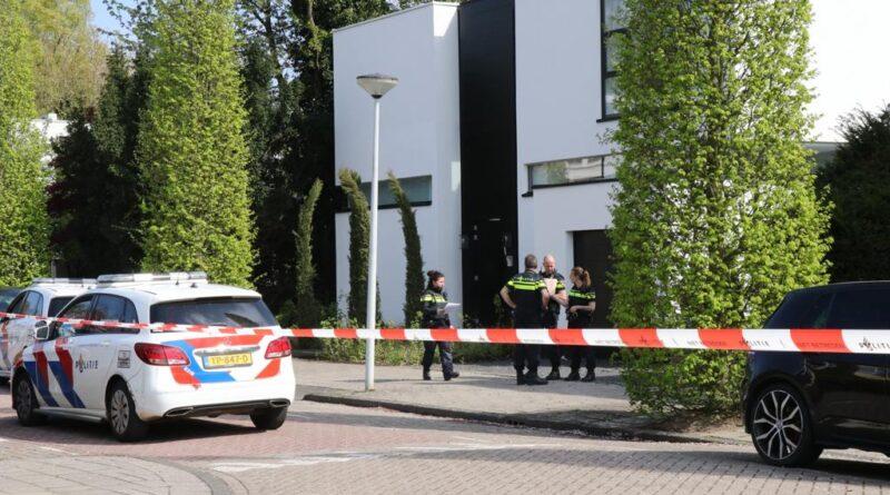 Overval op woning in Buitenveldert