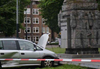 Auto ramt beeld Berlage