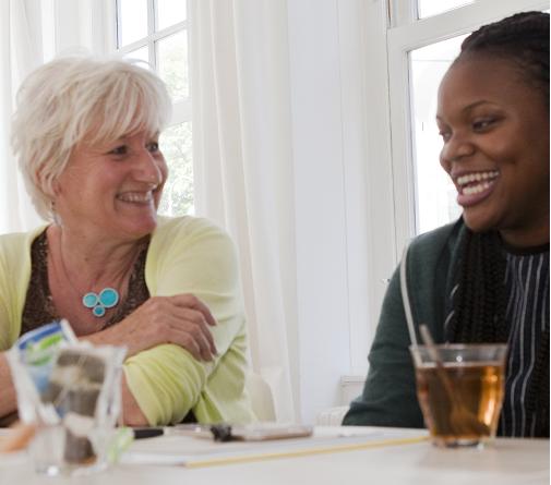 Markant helpt mantelzorgers met gratis bijeenkomsten