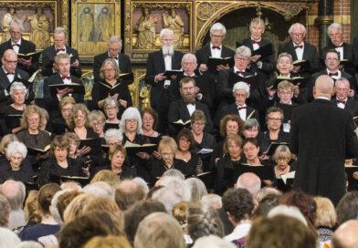 Hoofdstadkoor zoekt zangers: alten, bassen, sopranen en tenoren