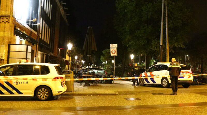 Man neergeschoten op de Ruysdaelkade
